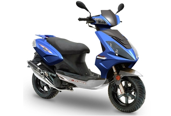Florida Powersports Mopeds Electric Gas Bikes St